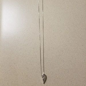 KAY JEWELER 9.25 sterling silver necklace